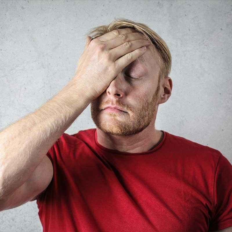 Anxiety symptoms dublin